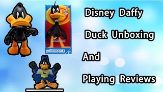 Daffy Duck Toys unboxing Toy Story PEZ Collection Buzz Woody Flintstones MickeyMouse DaffyDucktoys