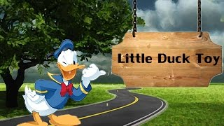 Duck - Play and Learn Colours with Play Dough Ducks Surprise Toys Mickey Mouse Peppa Pig Donald Duck