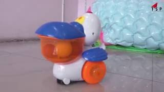 New Ducky Wheels Toy unboxing  - Ducky Suprise WHeel toy Playing And Unboxing Reviews