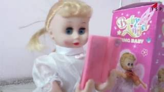 Singing Barbie Doll - Barbie Doll singing and Dancing