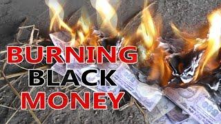 Beggars Reaction on 500 Rupee Note    Branded Bakra