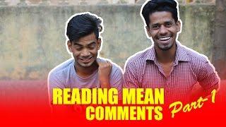 Reading MEAN COMMENTS | Part -I | Virar2churchgate