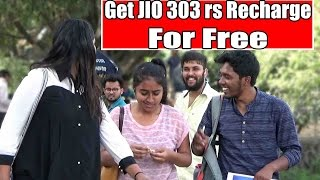 We Got Jio 303 rs RECHARGE For Free | Comment Trolling India Ep. 8 | Unglibaaz