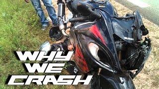 Why Motorcycles Crash?