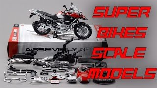 Maisto Diecast Motorcycle - Duke 690 | CBR 600RR | Benelli Titanium | BMW R1200GS