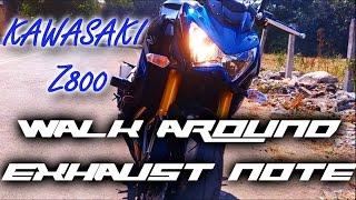 Throttle Tuesday #02 First time on 800cc KAWASAKI