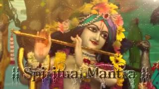 Hare Krishna Hare Krishna - Hare Rama Hare Rama - Hare Krishna Hare Rama - Nonstop - Krishna Bhajan
