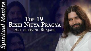 """""""Art of Living Bhajans by Rishi Nitya Pragya"""" Jai Jai Radha Raman - Om Namaha Shivaya"""