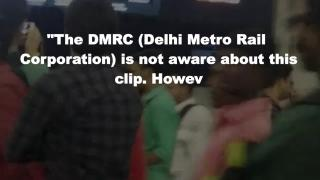 Pornography shown at Rajiv Chowk metro station in Delhi
