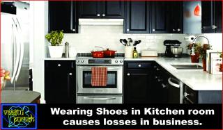 Should not wear footwear at these 5 places. #Acharya Anuj Jain