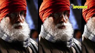 Amitabh Bachchan's New Look Picture is Breaking the Internet | Bollywood News