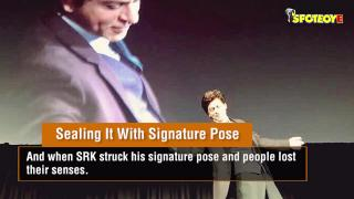 8 Awesome Moments from Shahrukh Khan's Trip To The San Francisco Film Festival | SpotboyE