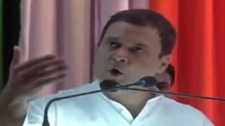 गांधी जी ने इस देश से डर मिटाया : राहुल गांधी