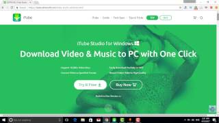 How To Download videos from any website with itube Studio