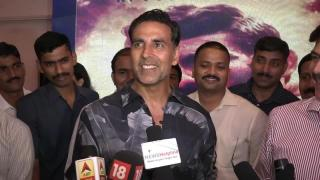 "Akshay want to be a Police Officer against Smuggler ""Veerappan"""