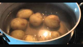 Dum Aloo recipe, Indian Potato Curry