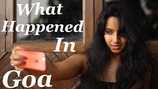 What Happened In Goa | Trailer | Varsha Vlogs