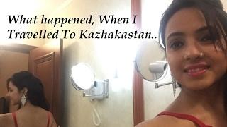 What happened When I Travelled To Kazhakastan | Varsha Vlogs