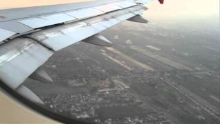 We Landing in Bangkok City Airport - Airbus 320 La