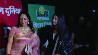 Aishwarya's BREATHTAKING appearance at Dadasaheb Phalke Awards