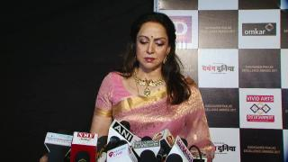 Angry Hema Malini on Offending REMARKS – I will take action against it`