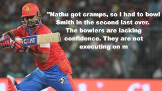 Bowlers need to step up, says Raina