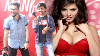 DELHI On SUNNY LEONE | Comedy STREET INTERVIEW | Corrupt Tuber