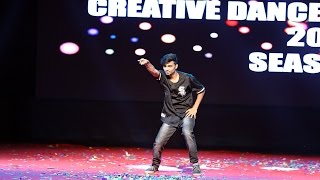 Akash Joshi - Solo - Finals - Creative Dance Championship - Season 2 - 2017 - India