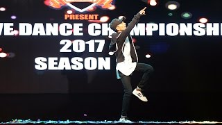 Bahvesh Gadhvi Solo Finals Creative Dance Championship Season 2 2017 India
