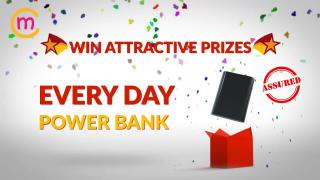 Win Free Smartphone & Power bank daily by playing mChamp Mediatek Contest