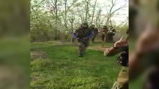 Militants in Kashmir   Fresh video