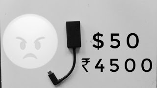 MOST EXPENSIVE ADAPTER - Hero5 Mic adapter