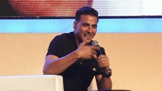 Son Aarav Made Akshay Kumar Emotional