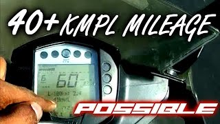 Throttle Tuesday #14 KTM RC390 gives me 40 KMPL Mileage | How? Find out
