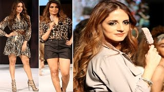 Bipasha Basu S@xy Ramp Walk With H0t Actress Malaika & Sussane
