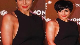Mandira Bedi Huge Assets Visible Poping Out