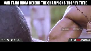 Can Team India defend the Champions Trophy title?