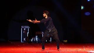 Shubham Choubey Solo Finals Creative Dance Championship Season 2 2017 India