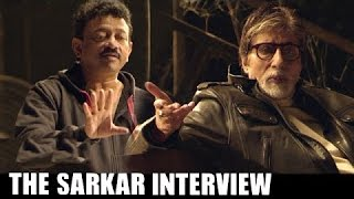 RGV Interviews Amitabh Bachchan | The SARKAR Interview | Amitabh Bachchan | RGV | #Sarkar3