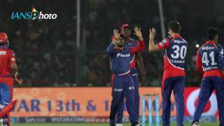 IPL-10: Iyer stars in Delhi's 2-wicket win over Gujarat