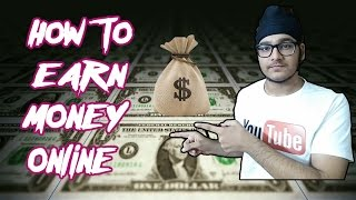 5 Best Way To Earn Money Online