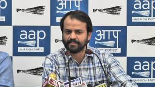 Threat to life from right wing groups To AAP Leader Ashish Khetan