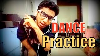 Desi Dance practice from Youtube