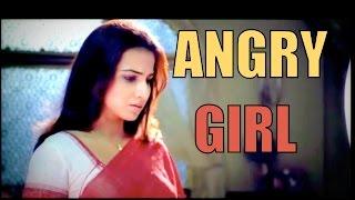 Angry Bird_Angry Woman