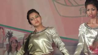 Dance on assamese song mukti