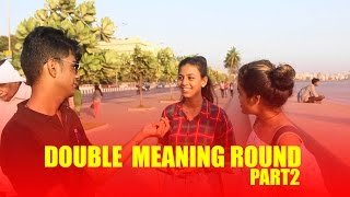 Funny Double Meaning Question Round! - Part 2 | Virar2Churchgate