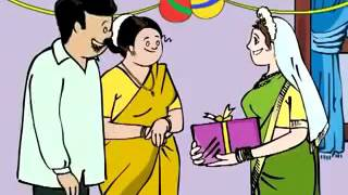 Boban & Molly cartoon. Malayalam funny cartoon