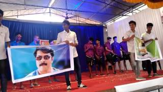 Malayalam funny dance by c1 MownjanZ college