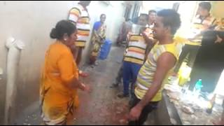 Shantabai funny dance