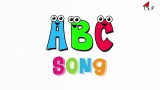 ABC Song For Kids Kids Nursery Rhymes Compilation TSP Kids Rhymes